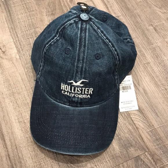 8d7699238dd NWT Hollister Co Denim Hat